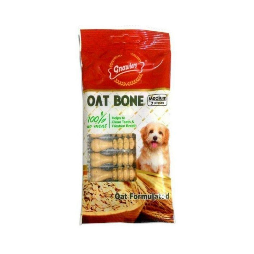 Gnawlers Oat Bone - Medium