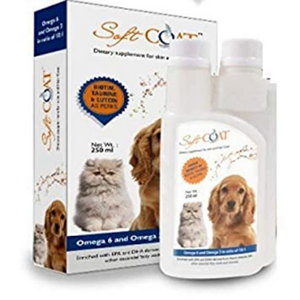 Vetina Soft Coat (Dietary supplement for skin and hair Coat)
