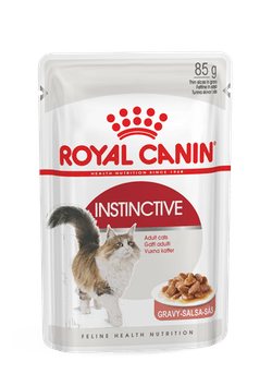 Royal Canin - Instinctive in Gravy