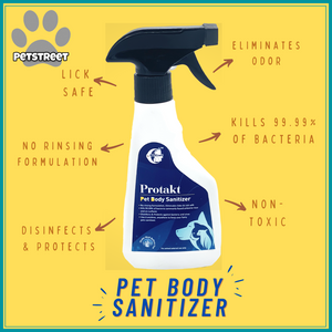 Medivet Protakt Pet Body Sanitizer