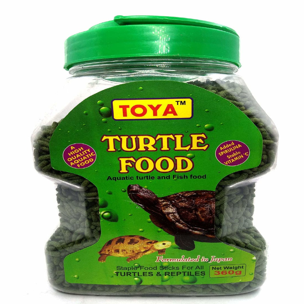 Toya Turtle Food