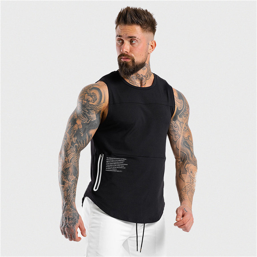 "Fit Bureau ""Alpha"" Tank Top 
