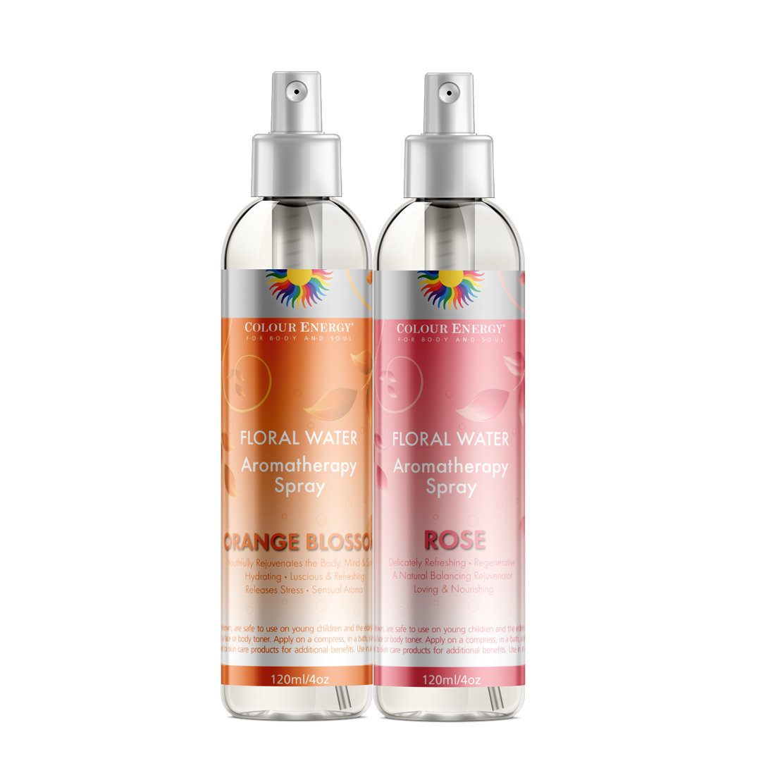 Floral Waters, 120ml Spray