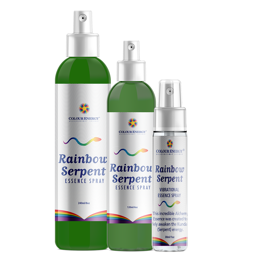 Rainbow Serpent Spray