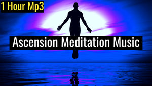 "Ascension Flute Meditation Music with ""OM"" for Spiritual Awakening (1 Hour Track)"