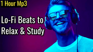 LoFi Beats to Relax & Study | Relaxing LoFi Music 2020 | LoFi Beat For Studying | 528Hz Miracle Tone (1 Hour track)