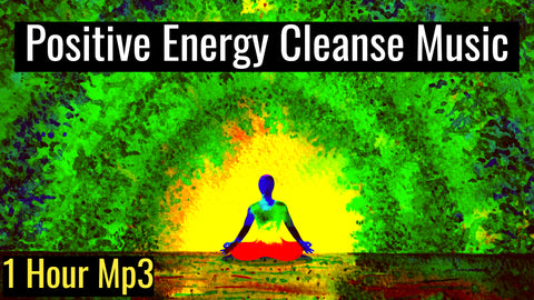 Positive Energy Cleanse (432Hz Meditation Music), Ancient Frequency Meditative Music for Healing (1 Hour Track)