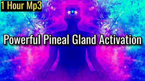 Pineal Gland Activation | Powerful 8D Binural Beats Meditation Music | Third Eye Awakening | 852Hz (1 Hour Track)