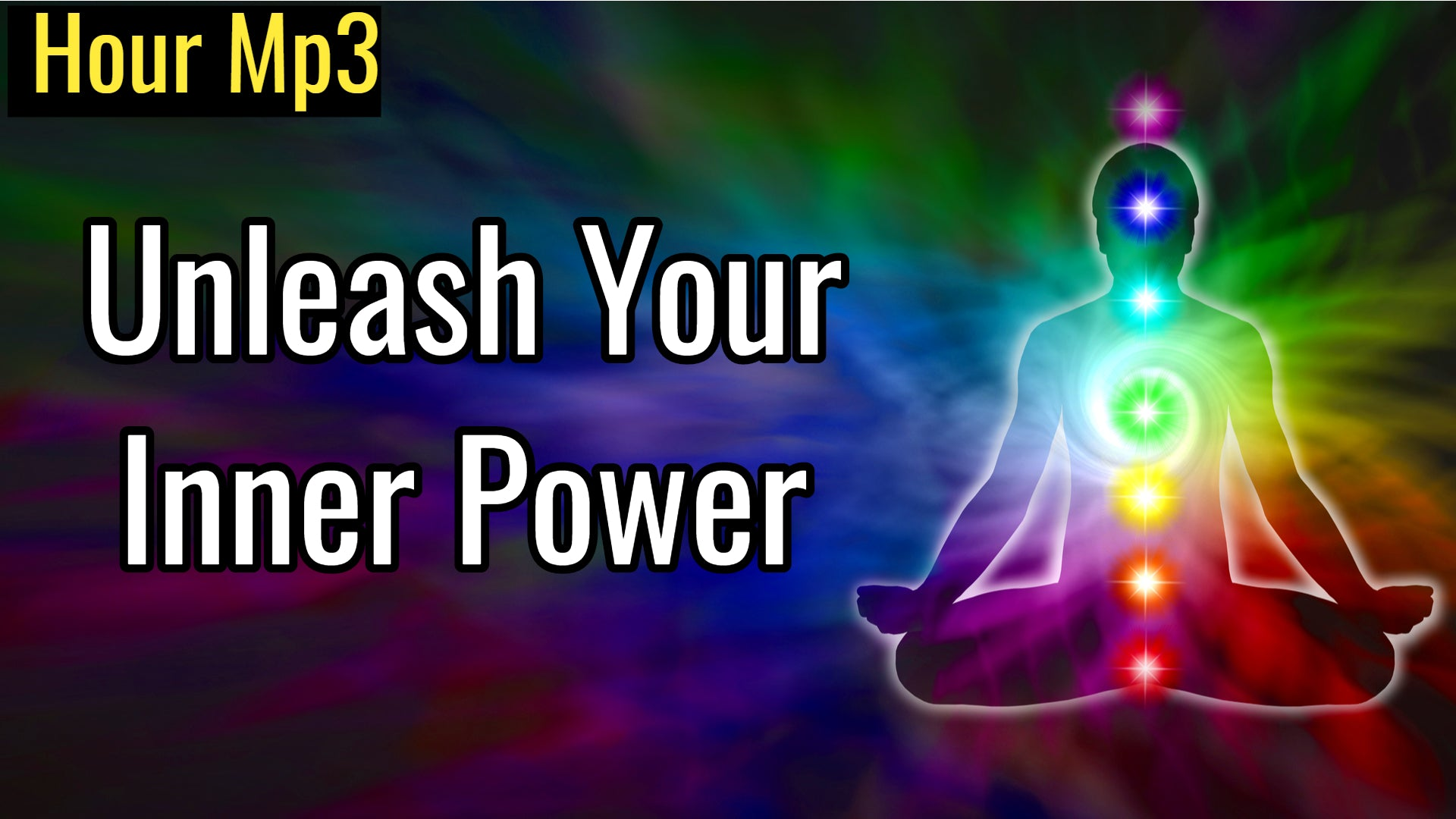 Unleash Your Inner Power | Powerful Self-Worth Meditation Music | 528Hz Solfeggio Miracle Tone (1 Hour Track)