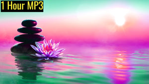 8D Stress Relief Relaxing Meditation with 396Hz (1 Hour Track)