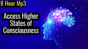 Access Higher States of Consciousness (5D Solfeggio Frequency Music) 8 Hour Track