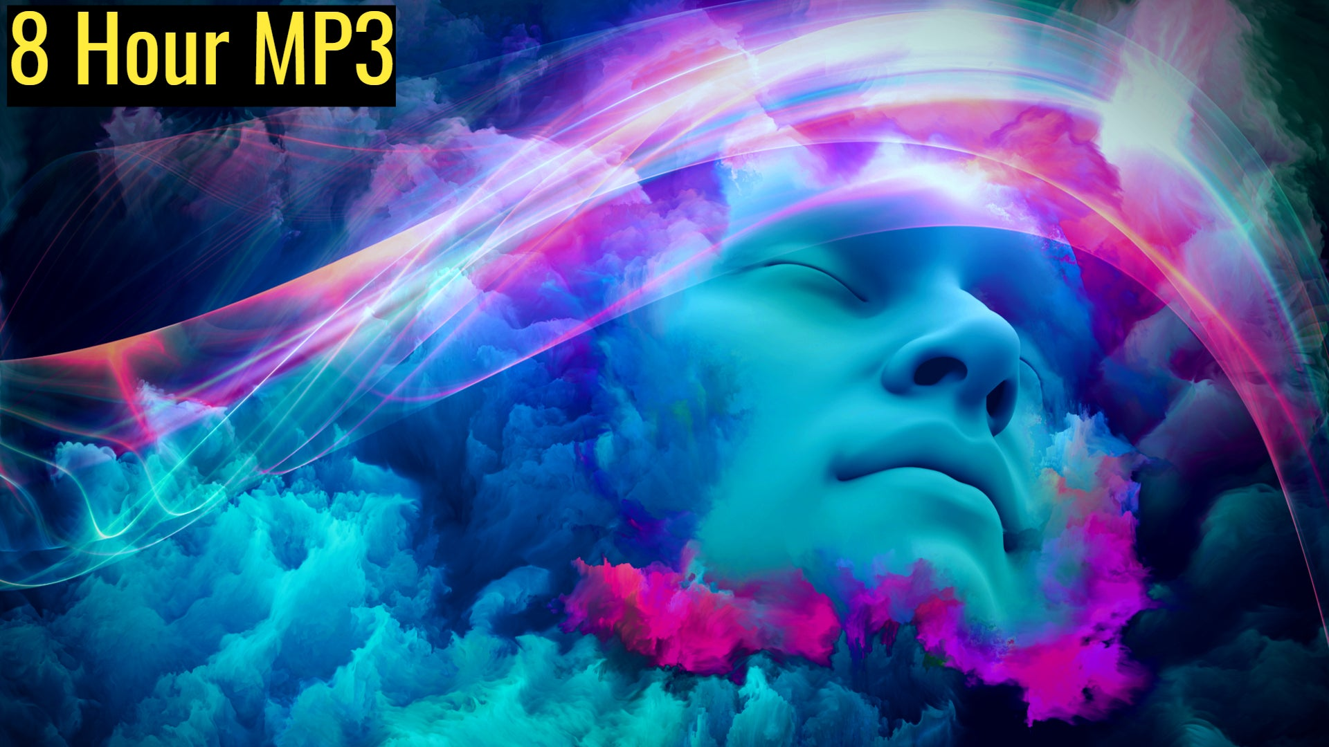 8D Happiness Frequency Meditation Music for Serotonin Release | Overcome Depression | Stress Relief | Clear Past Negative Hurt - Full 8 Hour Track