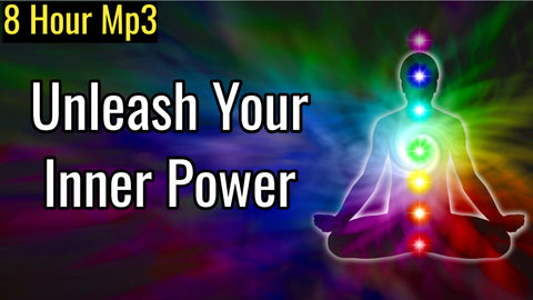Unleash Your Inner Power | Powerful Self-Worth Meditation Music | 528Hz Solfeggio Miracle Tone (8 Hour Track)