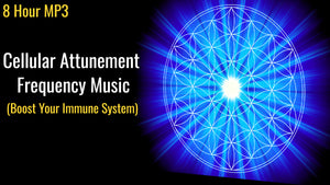 528Hz Cellular Attunement Meditation for Healing, Balance & Harmony (Boost Your Immune System!) Full 8 Hour Track