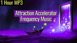 Law of Attraction Manifestation Accelerator Meditation Music (Manifest Anything You Desire) 1 Hour Track