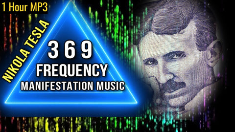 "Nikola Tesla 3 6 9 ""Key to the Universe"" 432 Hz Miracle Frequency Music 
