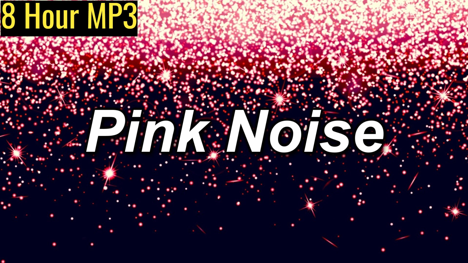 Pink Noise Meditation Music for Intense Relaxation and Deep Sleep (528Hz and 8D + 174Hz) Full 8 Hours