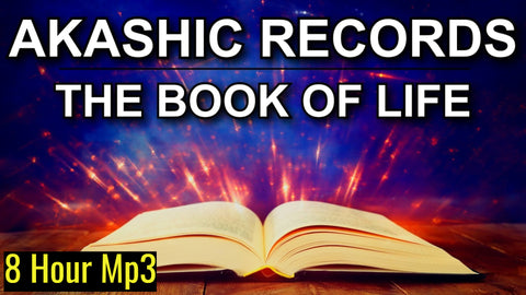 Akashic Records Meditation Music to Awaken Your Psychic Abilities (Access the Book of Life) 8 Hour Track