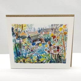 A pretty card designed by Emily Sutton, ideal for any occasion.