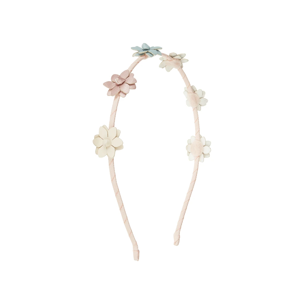 Blossom Alice Band Pastel