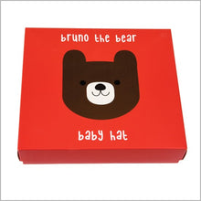 Load image into Gallery viewer, Bruno the bear baby hat
