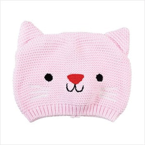 Cookie the cat baby hat