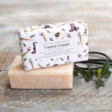 Load image into Gallery viewer, Gardeners exfoliating soap bar
