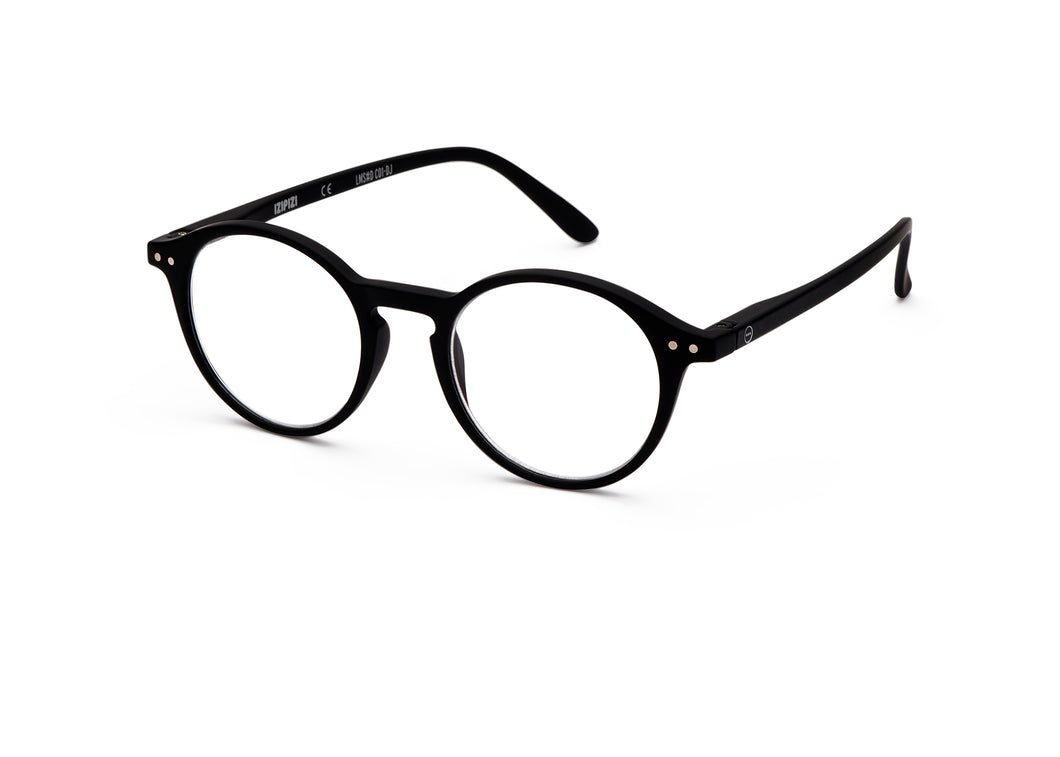 Reading glasses - D black