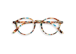 Reading glasses - D blue tortoise