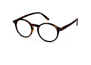 Reading glasses - D tortoise