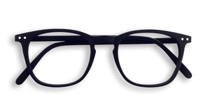Reading glasses - E black