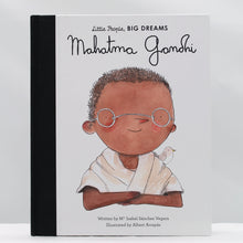 Load image into Gallery viewer, Little people big dreams: Mahatma Gandhi