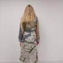 Load image into Gallery viewer, New York City gown - grey