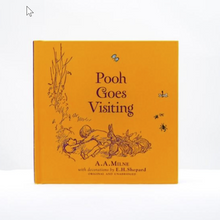 Load image into Gallery viewer, Pooh goes visiting book
