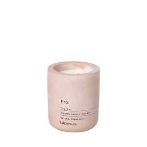 Scented candle - fig - small