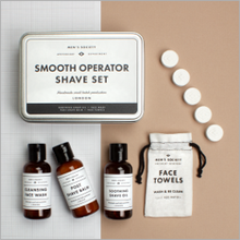 Load image into Gallery viewer, Smooth operator shave set