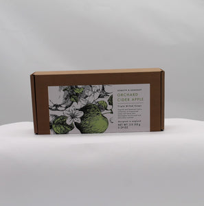 Orchard cider soap set (3 soaps)