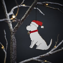 Load image into Gallery viewer, Xmas dec - Westie