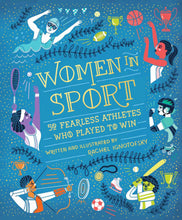 Load image into Gallery viewer, Women in sport book