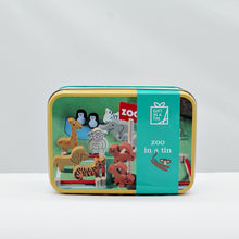 Load image into Gallery viewer, Zoo in a tin