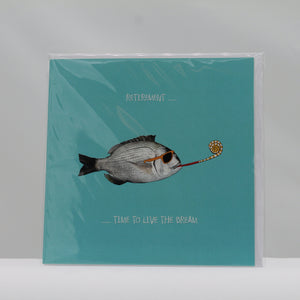 Retirement - live the bream card