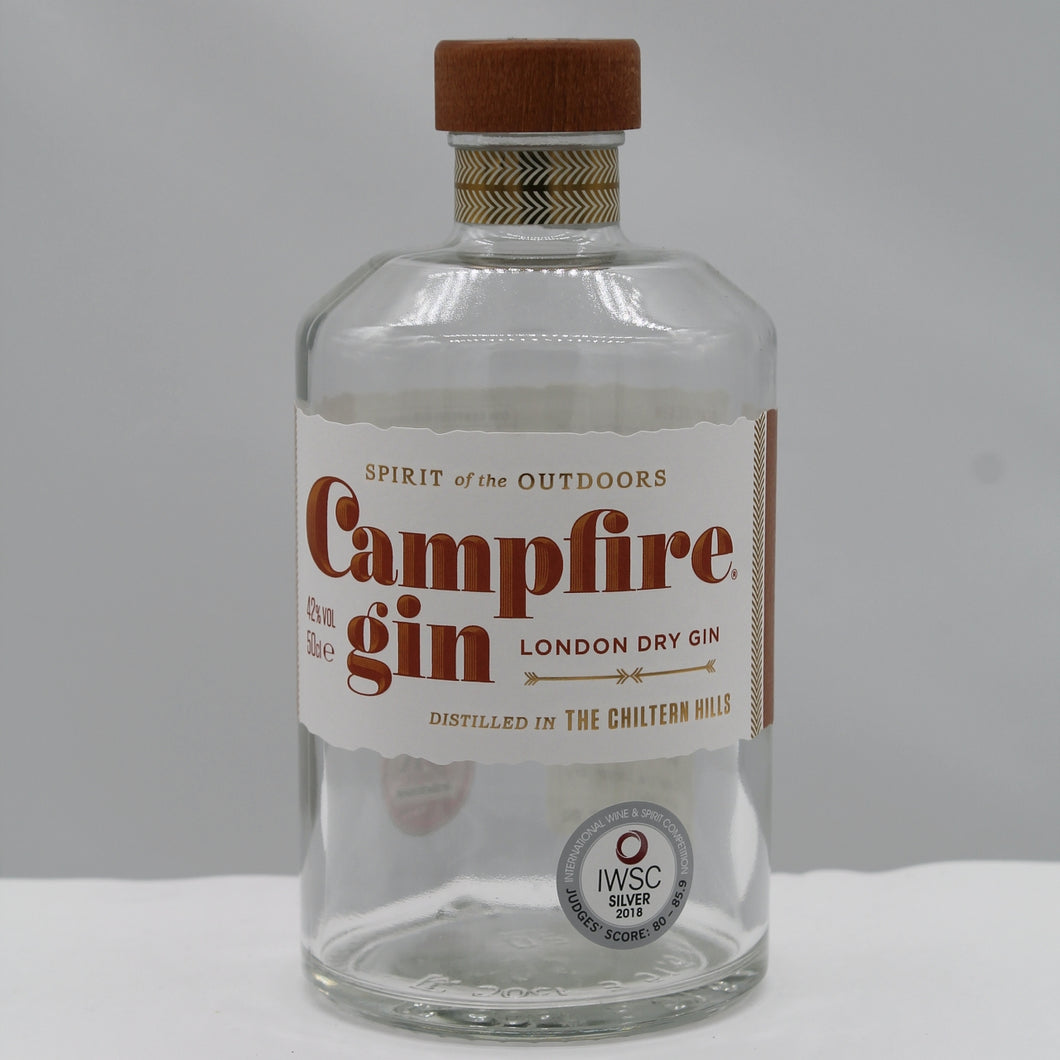 Campfire London dry gin (50cl)