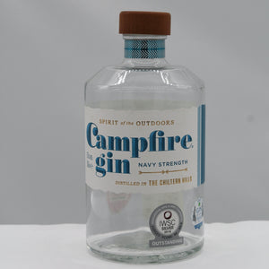 Campfire navy strength gin (50cl)
