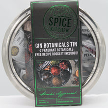 Load image into Gallery viewer, Gin botanicals tin