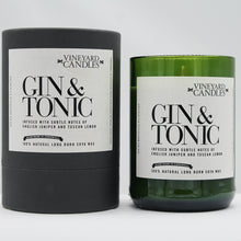 Load image into Gallery viewer, Gin and Tonic candle