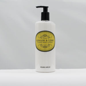 Ginger & lime - body lotion