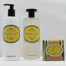Load image into Gallery viewer, Ginger & lime - body lotion