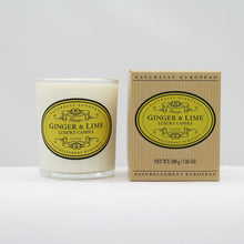 Load image into Gallery viewer, Ginger & lime candle