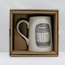 Load image into Gallery viewer, Barrel tankard