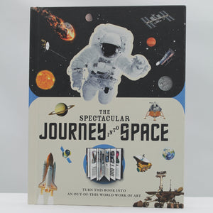 Paperscapes: journey into space book